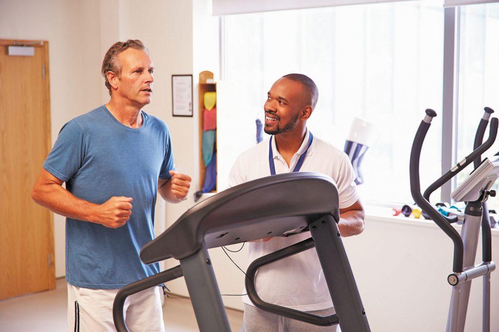 ورزش بعد از جراحی