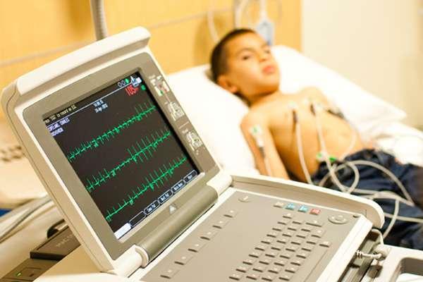 الکتروکاردیوگرام (نوار قلب)