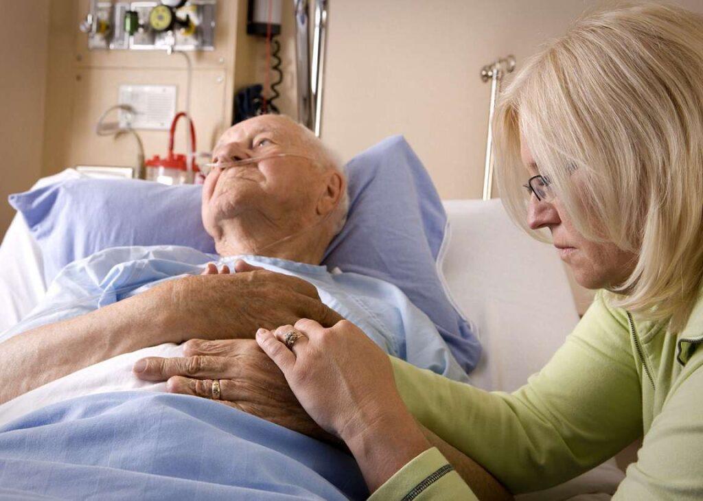 خطر مرگ بر اثر اب اوردن ریه