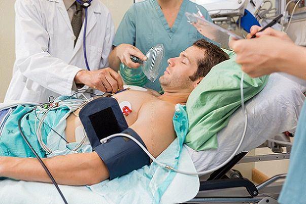 درمان حمله ی قلبی