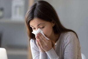 سرماخوردگی بعد از عمل قلب باز
