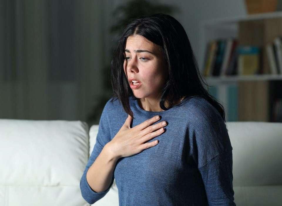 علائم حمله ی قلبی