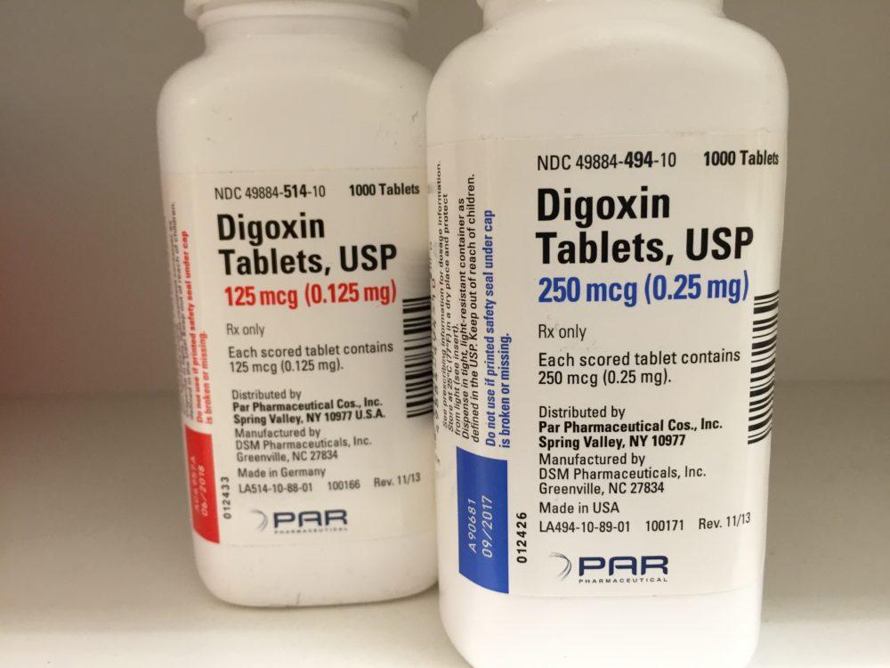 خودکشی با دیگوکسین