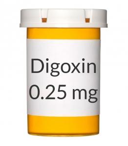درمان نارسایی قلبی با دیگوکسین