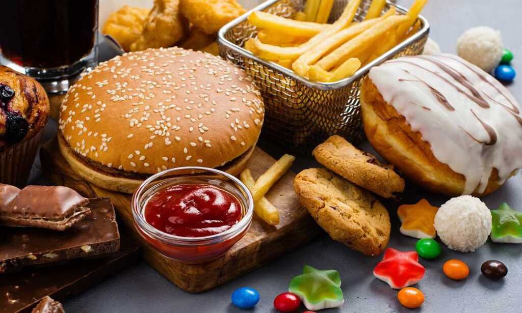 رژیم غذایی خاصی برای کاهش سطح تری گلیسیرید