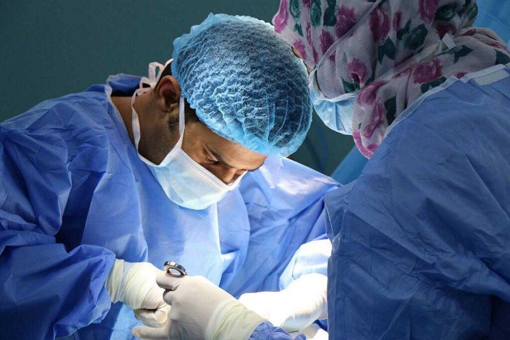 فیزیوتراپی بعد از عمل قلب باز