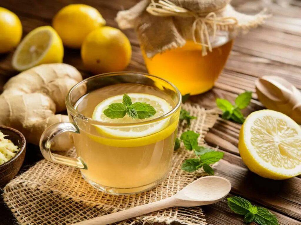 درمان خانگی آب آوردن ریه با زنجبیل