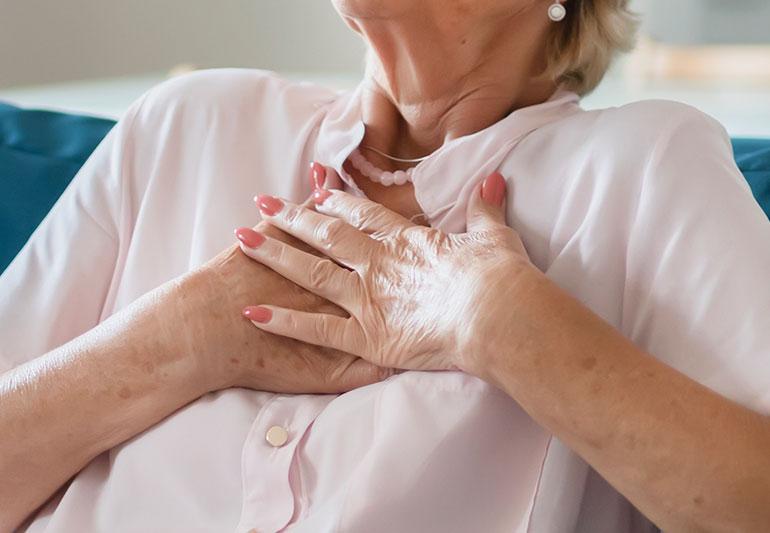 علائم بیماری های دریچه قلب