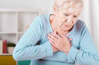 درد قفسه سینه بعد از عمل قلب باز